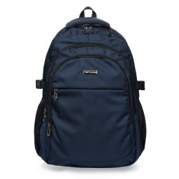BP124-97, Travel backpack Wings, Blue