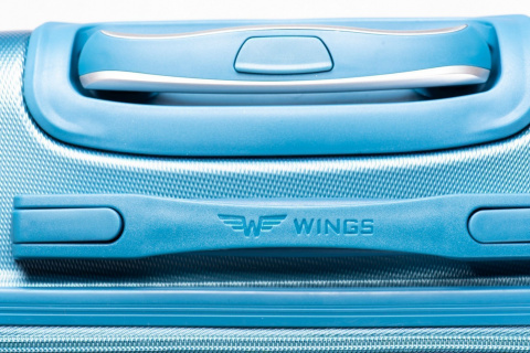 K310, Luggage 5 sets (L,M,S,XS) Wings, Silver