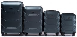 147, Luggage 4 sets (L,M,S,XS) Wings, Dark green