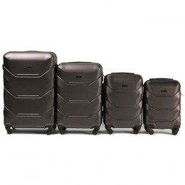 147, Luggage 4 sets (L,M,S,XS) Wings, Coffee