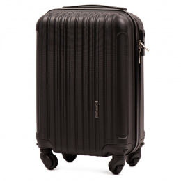 2011, Cabin suitcase Wings S, Black