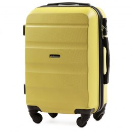 AT01, Cabin suitcase Wings S, Yellow
