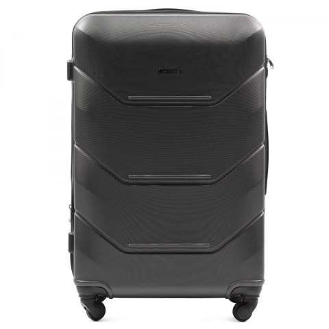 147, Large travel suitcase Wings L, Dark grey