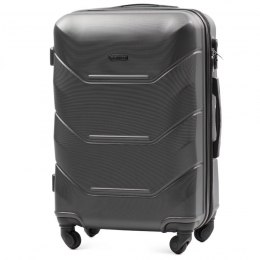 147, Middle size suitcase Wings M, Dark grey