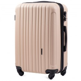 2011, Middle size suitcase Wings M, Dirty white