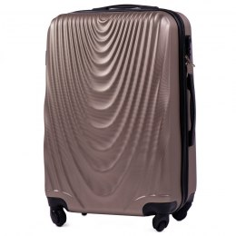 304, Middle size suitcase Wings M, Champagne