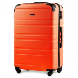 608, Large travel suitcase Wings L, Orange