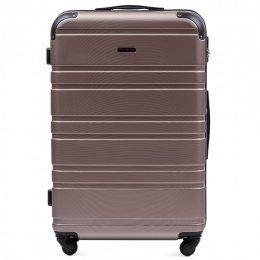 608, Large travel suitcase Wings L, Champagne