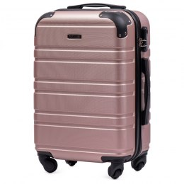 608, Cabin suitcase Wings S, Rose gold