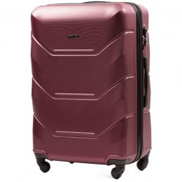 147, Large travel suitcase Wings L, Burgundy