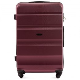 AT01, Large travel suitcase Wings L, Burgundy