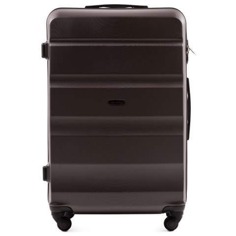 AT01, Large travel suitcase Wings L, Dark grey
