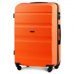AT01, Large travel suitcase Wings L, Orange