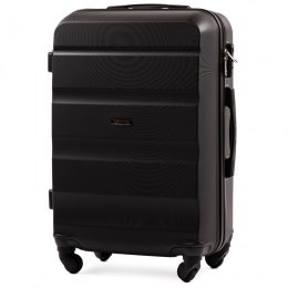 AT01, Middle size suitcase Wings M, Black