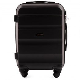 AT01, Cabin suitcase Wings S, Black