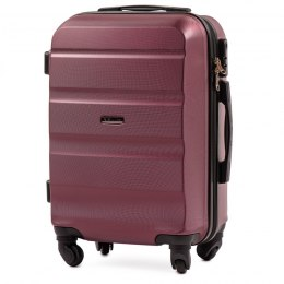 AT01, Cabin suitcase Wings S, Burgundy