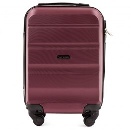 AT01, Small cabin suitcase Wings XS, Burgundy