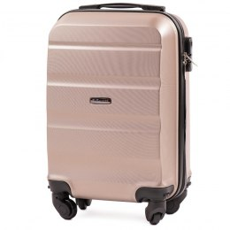 AT01, Small cabin suitcase Wings XS, Champagne