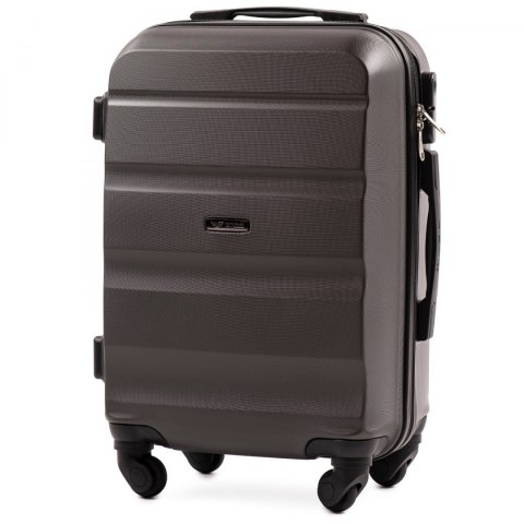 AT01, Cabin suitcase Wings S, Dark grey