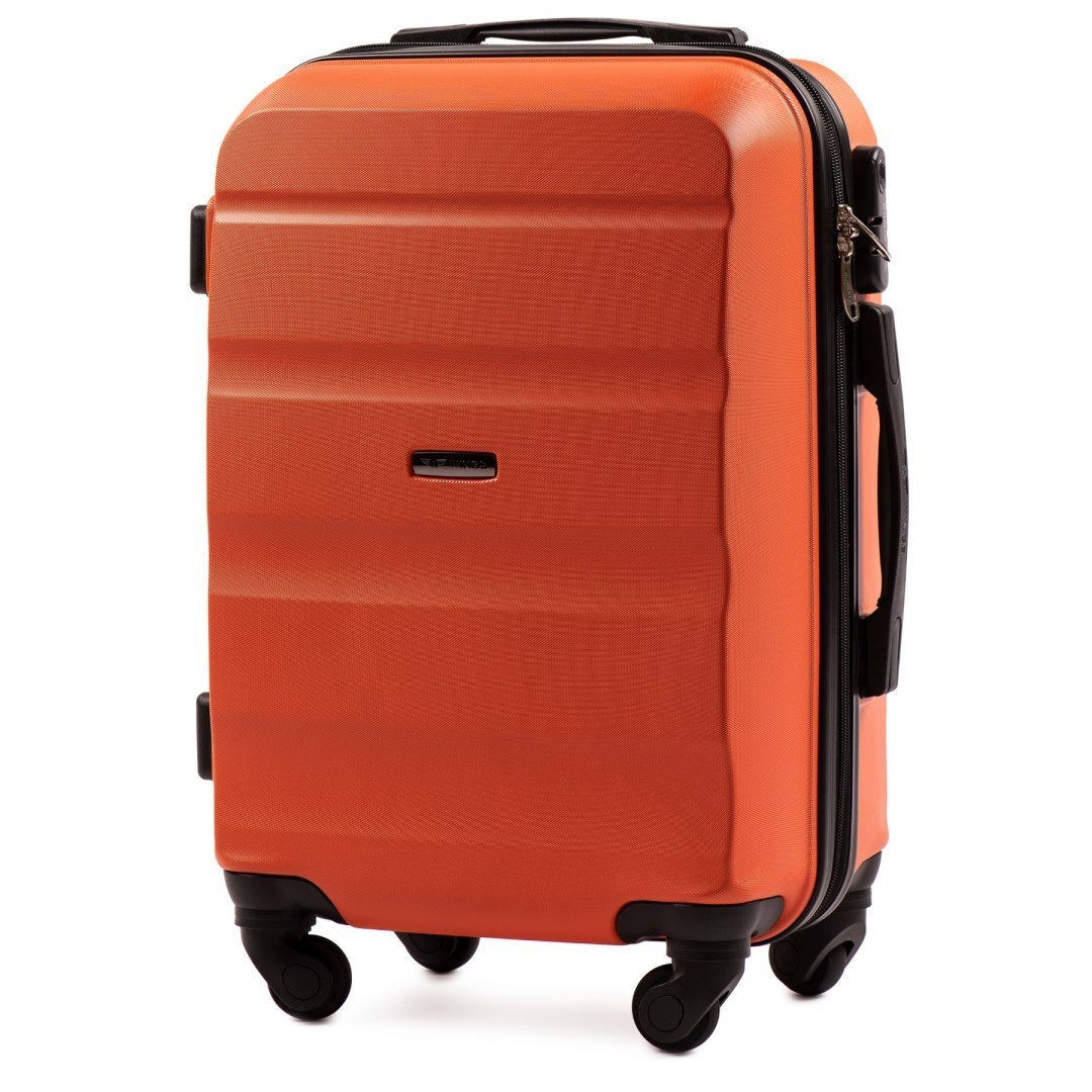 AT01, Cabin suitcase Wings S, Orange