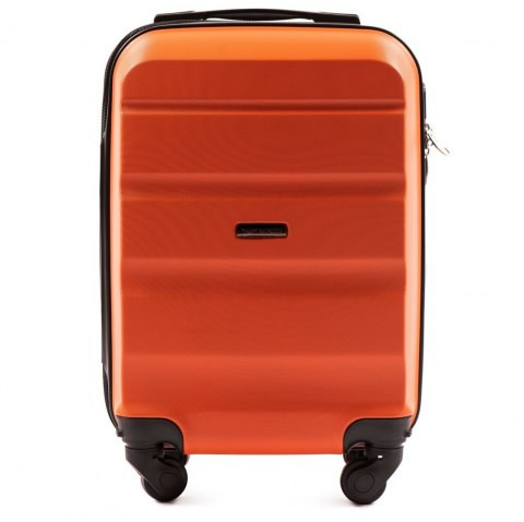 AT01, Small cabin suitcase Wings XS, Orange