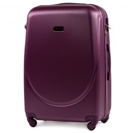 K310, Large travel suitcase Wings L , Dark purple