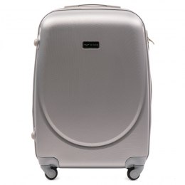 K310, Middle travel suitcase Wings M, Silver