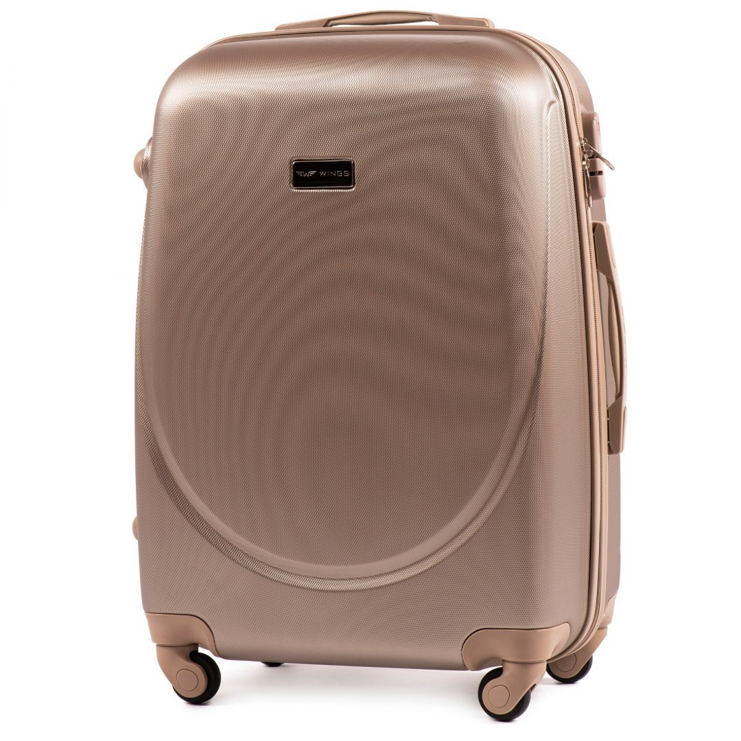 K310, Middle travel suitcase Wings M, Champagne