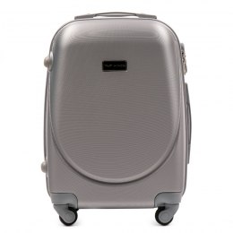 K310, Cabin suitcase Wings S, Silver