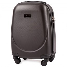 K310, Small cabin suitcase Wings XS, Dark grey