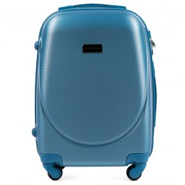 K310, Small cabin suitcase Wings XS, Silver blue