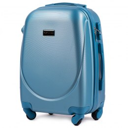 K310, Cabin suitcase Wings S, Silver blue