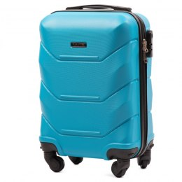 147, Small cabin suitcase Wings XS, Cyan