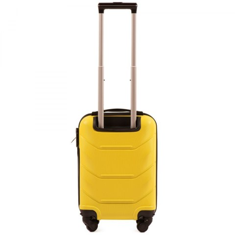 147, Small cabin suitcase Wings XS, Yellow