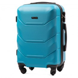 147, Cabin suitcase Wings S, Cyan