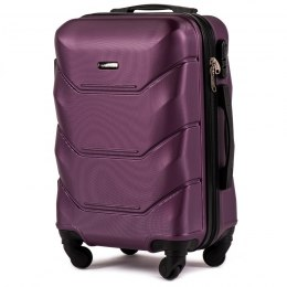 147, Cabin suitcase Wings S, Dark purple