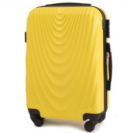 304, Cabin suitcase Wings S, Yellow