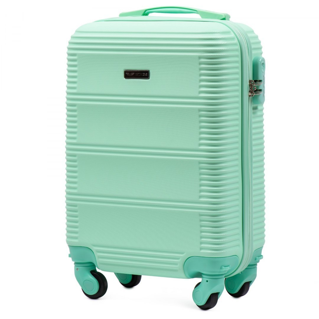 203, Small cabin suitcase Wings XS, CHAMPAGNE