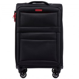 2861, Cabin suitcase super light Wings S, Black