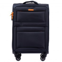 2861, Cabin suitcase super light Wings S, Blue