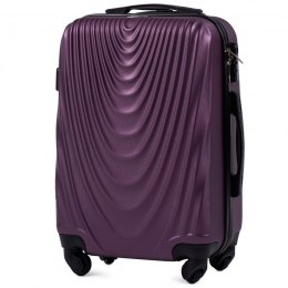 304, Cabin suitcase Wings S, Dark purple