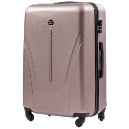888, Large travel suitcase Wings L, Champagne