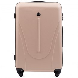 888, Large travel suitcase Wings L, Dirty white
