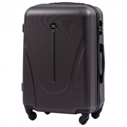 888, Middle size suitcase Wings M, Dark grey