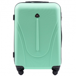 888, Middle size suitcase Wings M, Light green