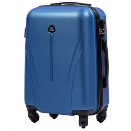 888, Cabin suitcase Wings S, Middle blue