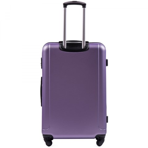 888, Luggage 3 sets (L,M,S) Wings, Silver purple