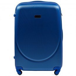 K310, Large travel suitcase Wings L, Middle blue