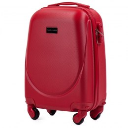 K310, Small cabin suitcase Wings XS, Blood red