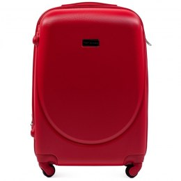 K310, Middle travel suitcase Wings M, Blood red
